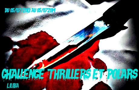 Challenge polars et Thriller 2013-2014